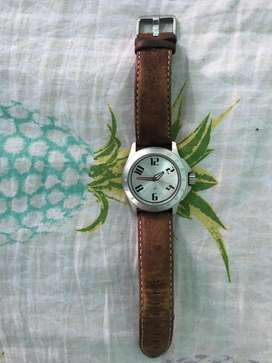 Men analog watch