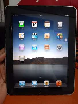 Ipad 1 wifi + sim card 64 gb
