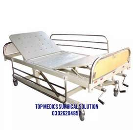 Patient Bed new manual 2 function cheap hospital bed