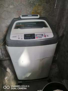 Samsung fully automatic washing mision
