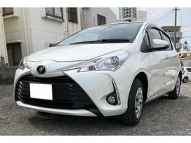 Toyota vita on easy installment