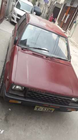 Dihatsu Charade 1985 for Sale in Lahore