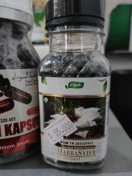 Habbasyifa isi 100 kapsul Minyak habbatussauda kapsul Di Denpasar Bali