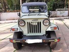 Mhendra Major 2wd jeep 2006 Turbo