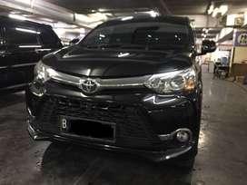 Toyota Avanza Veloz 1.5 AT Matic Thn 2017 Hitam Plat Genap
