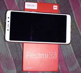 Redmi Y2 Double volte support and 6 months old