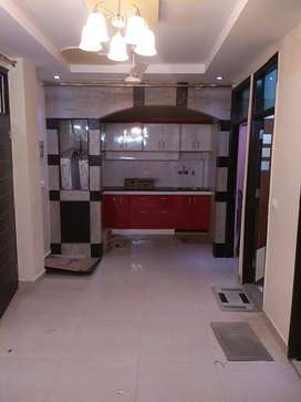 2bhk top floor with roof right in Sewak Park Dwarka mor