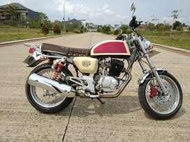 Tiger 2001 Custom CB Istimewa