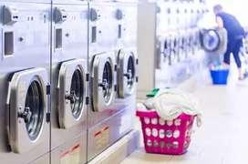 Karyawati Laundry area UI (Khusus Wanita)
