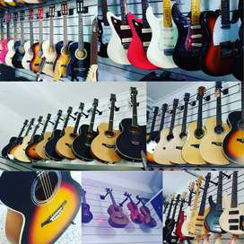 Acoustic guitars American Series Design Best for learning