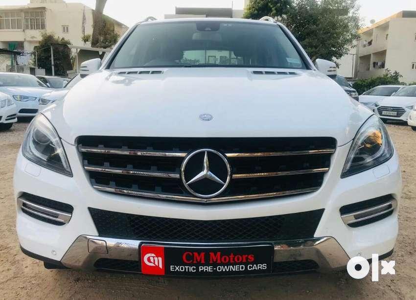 Mercedes-Benz Ml Class, 2014, Diesel 0