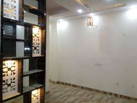 LOOK 85 GAJ NEW BRAND THREE BHK FLOOR WSITH 90% LOAN