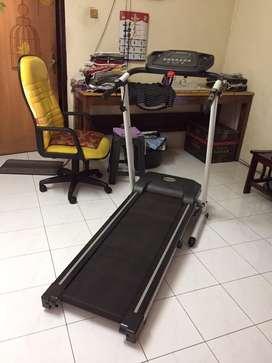 Treadmill elektrik runner-z attack