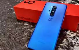 One plus 8 pro 1 year warranty on delivery with all accessories