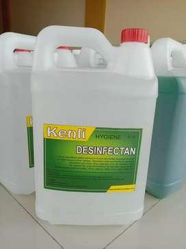 Kenli desinfektan murah 5 liter
