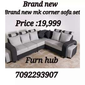 Brand new corner sofa sets from manufacturers