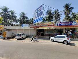 Commercial space for rent at ambalpady bypass