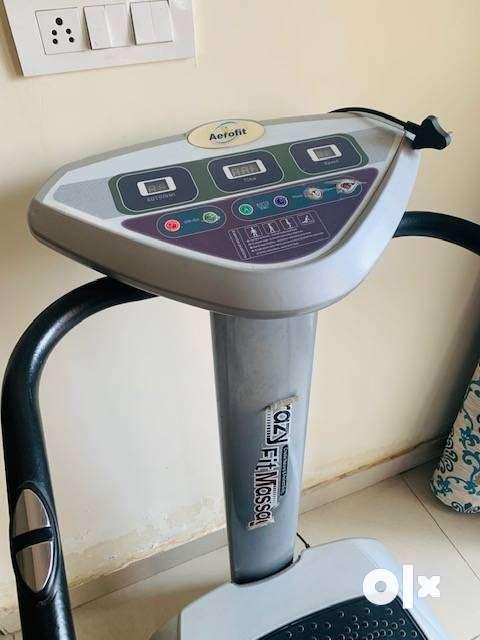 Exercise Crazy Fit Machine - AEROFIT