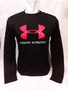 T-Shirt Long Sleeve Under Armour