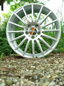 velg racing mobil r18 x 8 hole 5