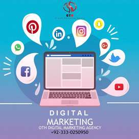 Digital Marketing Services for Business