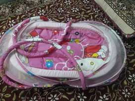 Baby bed with net for sale