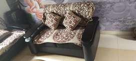 2 + 2 Sofa set available