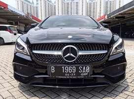 Mercedes Benz CLA200 AMG 2017/2018 KM 10rb ANTIK Mercy CLA200 CLA 200
