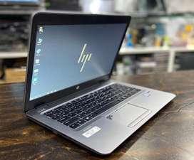 HP i5 6th Gen Slim Laptop - 8 Gb Ram - 128 Gb SSD + 1 TB Hard Disk