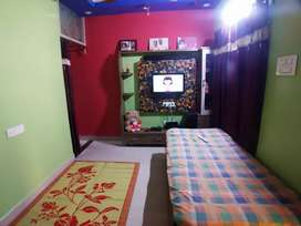 2 BHK fully furnished house