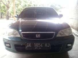 Honda city tipez sedan thn 2000