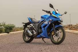 Suzuki Gixxer SF (MotoGP Limited Edition)