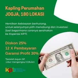 Tanah Jakal Km. 7, Fasum Komplit: Korting  25%