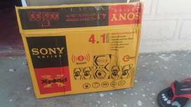 Sony  series speaker 4.1