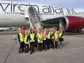airlines job for freshers