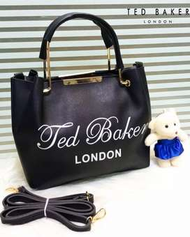 New Metal Handle Ted Baker Crossbody  Bags