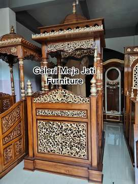 Mimbar masjid feed J368 doof