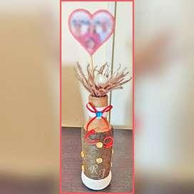 Bottle Art - Showcase or Gift