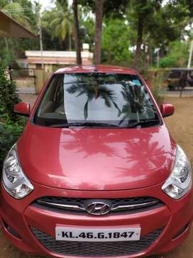 Hyundai ,i10,2010 model ,top end for sale