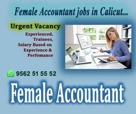 FEMALE-ACCOUNTANT VACANCIES