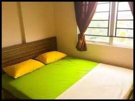 Termurah Disewakan Apartemen 2 KM Fully Furnished Tinggal Bawa Koper
