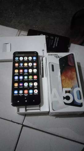 Samsung A50 Ram 4/64 like new
