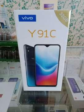 Vivo Y91c 2/32gb masih segel bisa cod