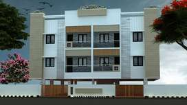 Sholinganallur 2 Bhk New Flat For Sale Ready to Book