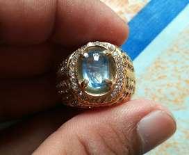 Natural blue safir star srilanka