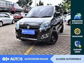 [OLX Autos] Suzuki Karimun Wagon 2018 1.0 GL M/T Bensin Hitam #Allison