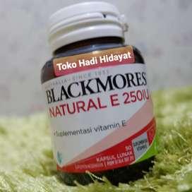 Blackmores Natural E 250 IU (50) Vitamin E Antioksidan