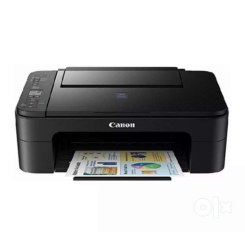 2 in 1 printer and copying  machine  with colour full ink 0