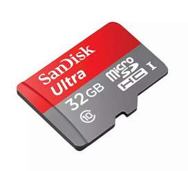 SanDisk ultra SD Card 32gb