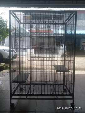 Dijual kandang besi khusus hewan